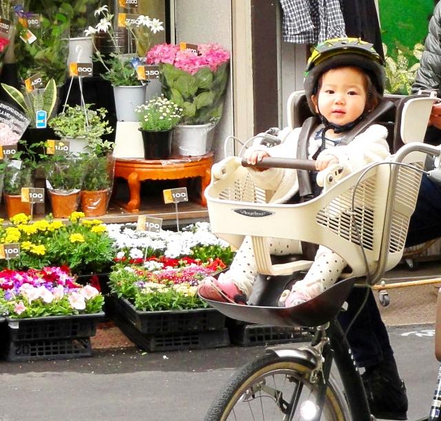 ヘルメット着用のコツ