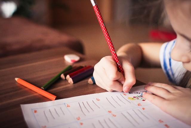 小学生の勉強場所