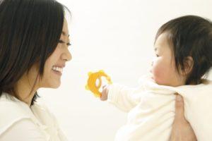 ママと乳幼児