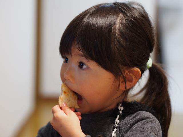 子供のご飯